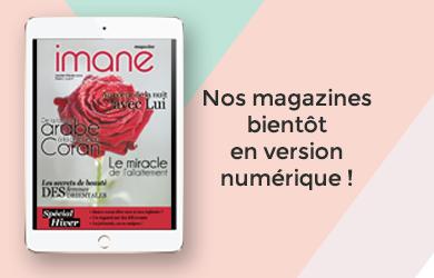 Nos magazines numériques