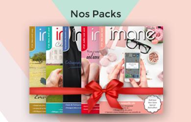 Les packs Imane magazine
